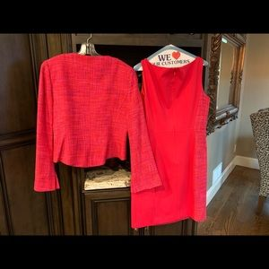 Elie Tahari Dresses - Ellie Tahari summer jacket and dress